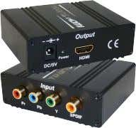 ■ units COMPOnEnT TO HDMI COnVERTER YH01  |   30251942 ■ ■