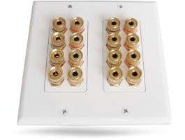 HOME THEATRE WAll PlATE PRO1144  |   39893122 ■ ■