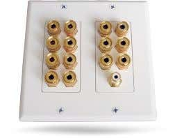 Also ■available ■in ■Black HOME THEATRE WAll PlATE PRO1144A  |   39893124 ■ ■