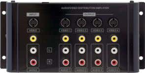SIGNAL & PuMP IT OuT TO 4 OR 9 DEVICES (ie. tv's ) PRO1047  |