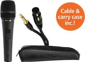cable & carry case inc.!