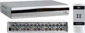 4 WAY COMPOnEnT VIDEO SWITCHER SElECTOR & REMOTE HD4DCAD  |   64531010 ■ ■