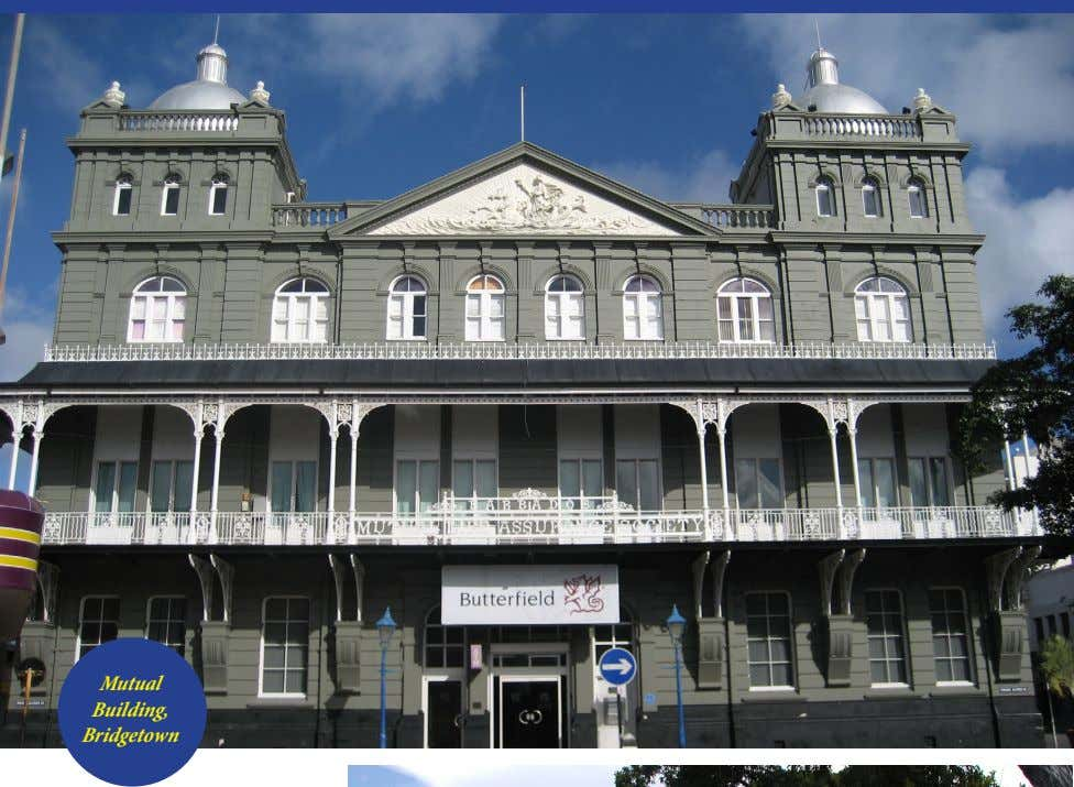 Mutual Building, Bridgetown