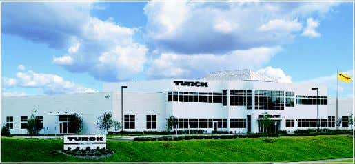 Inc. 3000 Campus Drive Minneapolis, MN 55441 Phone 763-553-7300 FAX 763-553-0708 e-mail: sensors@turck.com www.turck.com 4
