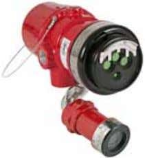Protect•IR ® Multispectrum Infrared Flame Detector X3301 Protect•IR Multispectrum Infrared Flame Detector