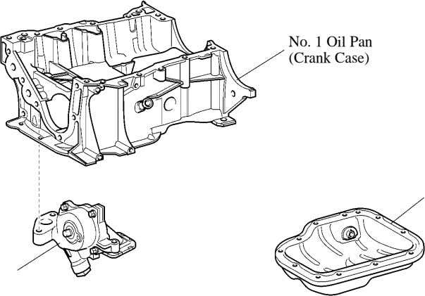 No. 1 Oil Pan (Crank Case)
