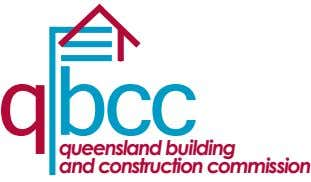 q bcc queensland building and construction commission