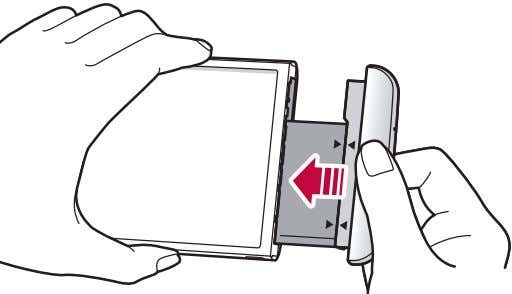 module eject key when inserting the module into the device. Precautions when using the module •