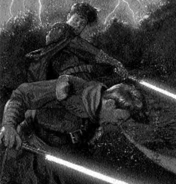 "Chapter Four : Fall of an empire star wars A Brother's Plea ""The Sith Poison, Ulic!"