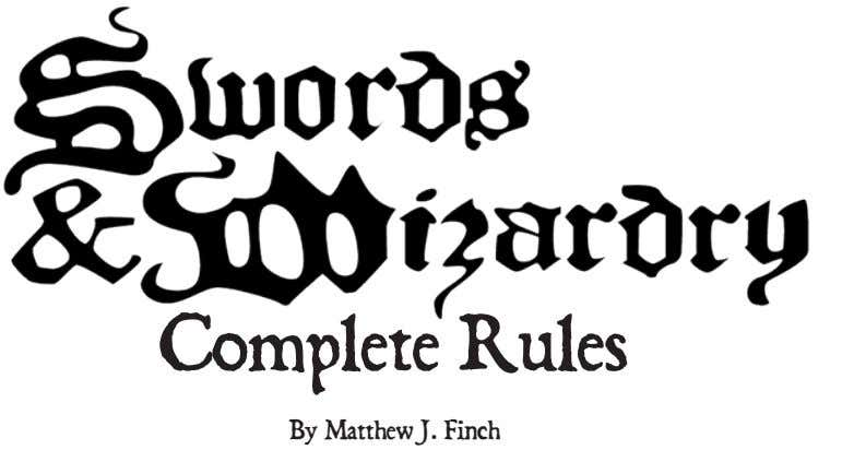 Complete Rules By Matthew J. Finch