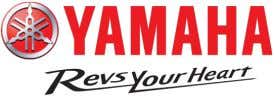 Colours Stardust Silver Competition White Cygnus X www.yamaha-motor.eu Midnight Black The Yamaha Chain of Quality