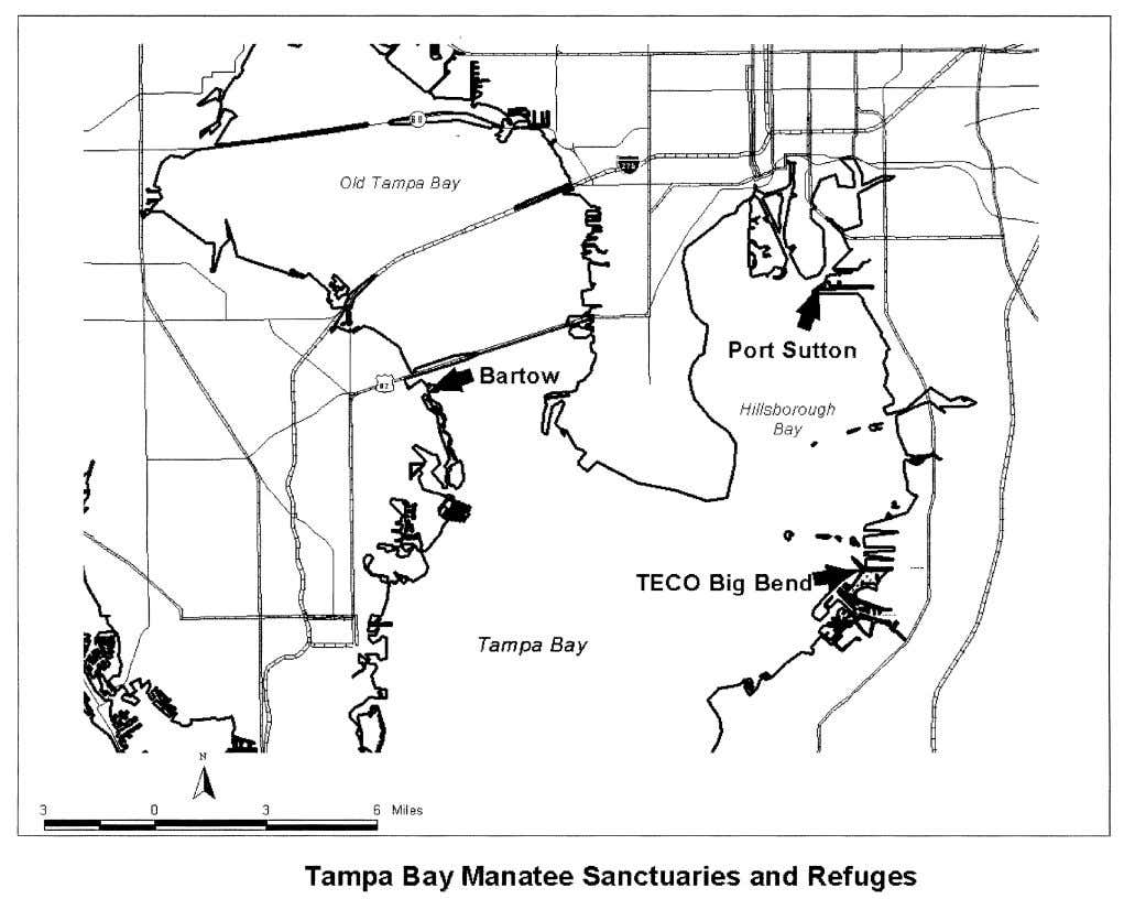 8, 2002 / Rules and Regulations ER08NO02.028</GPH> (5) The Pansy Bayou Manatee Refuge. (i) The Pansy