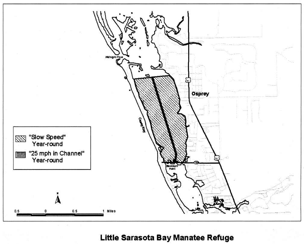8, 2002 / Rules and Regulations ER08NO02.030</GPH> (7) The Lemon Bay Manatee Refuge. (i) The Lemon