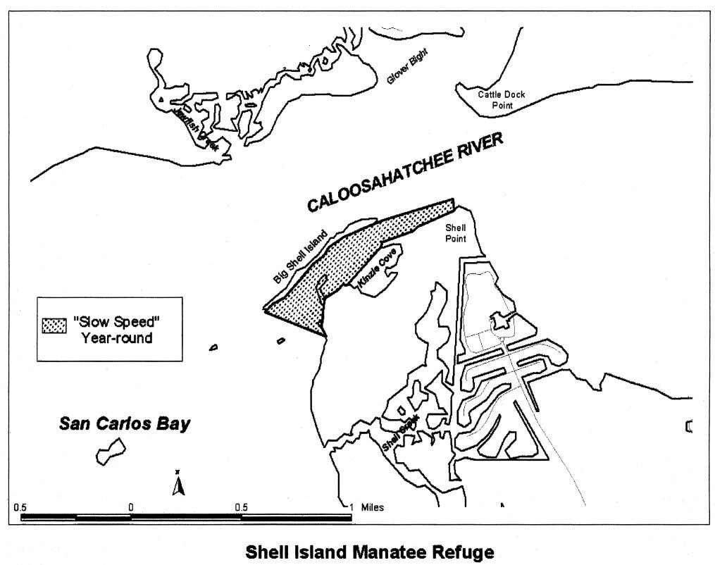 / Rules and Regulations 68487 ER08NO02.033</GPH> (10) The Haulover Canal Manatee Refuge. (i) The Haulover