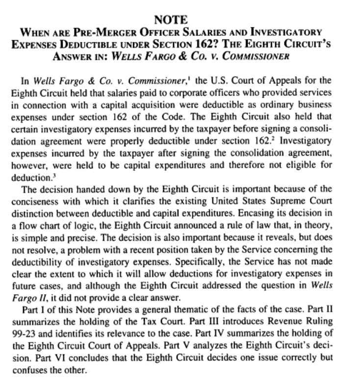 H. INTEREST CASE: CIR v. PALANCA FACTS: Don Carlos Palanca, Sr. donated in favor of his