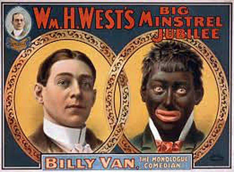 of racism. KBI offers insight into the science of seeing. The blackface mask capitalized on longings