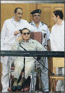 & WORLD www.timesleader.c om THE TIMES LEADER IN BRIEF AP photo Mubarak has another day in