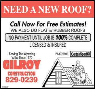 Need a New Roof? 80002629