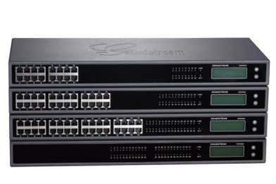 Grandstream Networks, Inc. GXW42XX series 16, 24, 32 or 48 FXS Ports Analog IP Gateway User