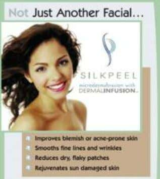to work post treatment or resume their everyday routine. Who should get a Silkpeel? All skin