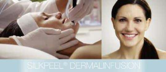 apart and maintenance every 2-3 months. However, even one silk peel will usually refresh your skin