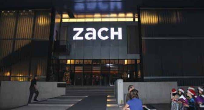 Creative Party at Zach's New Topfer Theatre story and photos by cathie parssinen I reMeMber