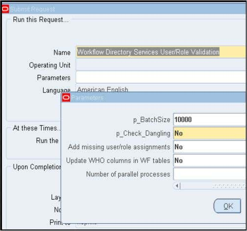 missing associations in the WF_LOCAL_USER_ROLES to have corresponding user/role assignments in WF_USER_ROLE_ASSIGNMENTS