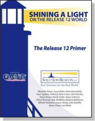 for Oracle E-Business Suite Release 11i and Release 12 85 The Release 12 Primer – Shining