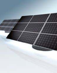 Our solar power plants:  Crystalline technology  Thin film  With a nominal output