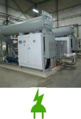 utilisation Absorption chiller District heating ORC Green electricity District Cooling Chilled water 5 0 C
