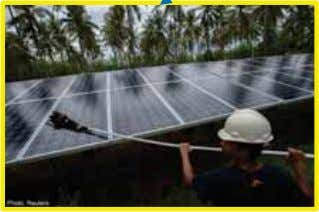Bali Hosts Centre of Excellence Building Technologies CoE Geothermal Hydro Power Bioenergy Solar PV Biofuel Utilization