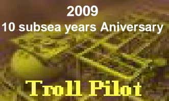 10 subsea years Aniversary