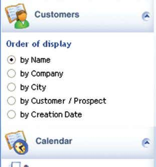start a print, ) Button Group the controls by theme and display the themes one by