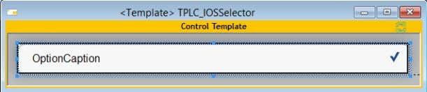 make the controls independent of the window that hosts them. Defining a control template. The template
