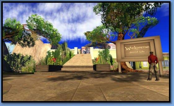 What is Second Life? O n L ine I mmersive V irtual E nvironment