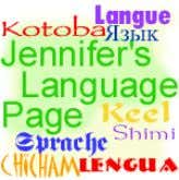 [Links to Internet Language Resources] [Links to other lists] [Acknowledgements] Home to Jennifer's language page