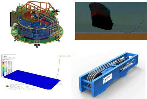 CAPABILITIES SUBSEA ENGINEERING & INSTALLATION SYSTEMS CABLE AND PIPE LAYING SYSTEMS MOORING & RISER SYSTEM