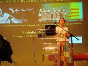 Dr. Nathalie Henrich - Between Vibrations and Resonances François Le Roux – Master Class: Rare French