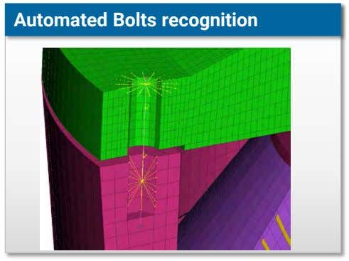 Automated Bolts recognition