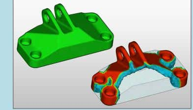 analyses Static: linear elements / materials -non linear contacts Optimization Topology optimization www.beta-cae.com