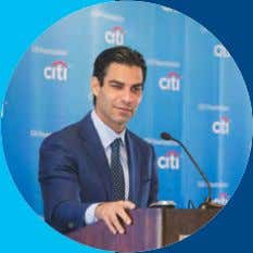 "lives."" — Mayor Francis Suarez, City of Miami Cumulative Impacts of Community Progress Makers * 45"