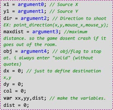 x1 = argument0; // Source X y1 = argument1; // Source Y dir = argument2;