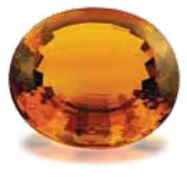 Citrine Mineral class Mineral species Crystal system Chemical composition Variety ® ® ® ® ® Trade