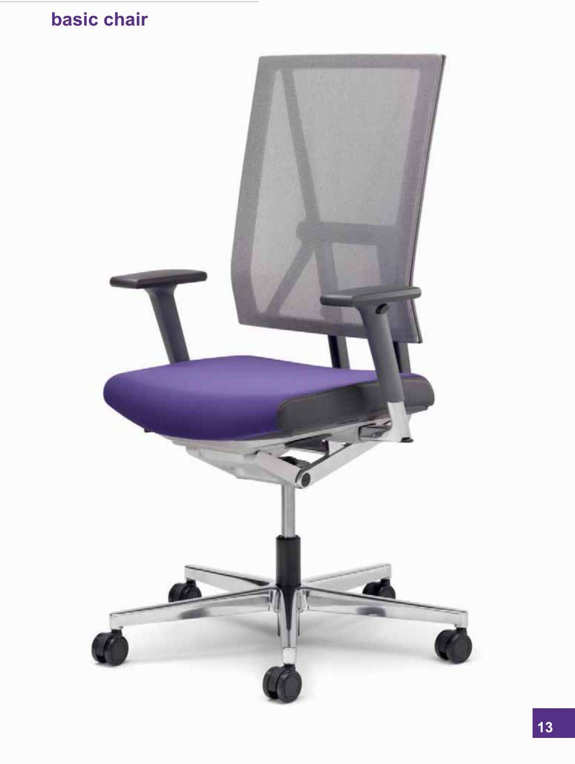 basic chair 13