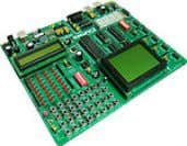 system APPENDIX C GLOSSARY mikroElektronika recommends: EasyPIC 3 Development system for PIC16F87X family PIC MCU