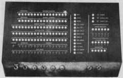 limbajul COBOL (Common Busines Oriented Language). fig. 7 fig. 6 ENIAC (Electronic Numerical Integrator and