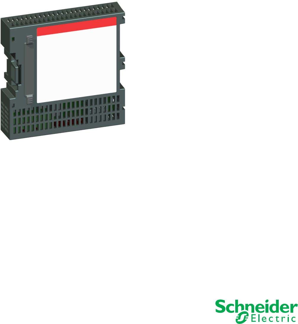 PowerLogic™ Series 800 Power Meter Ethernet Communications Card User Guide 63230-506-204B2 08/2012