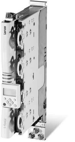 the drive can be optimally adapted to your requirements. Servo Drives 9400 HighLine 9400 Servo Drives