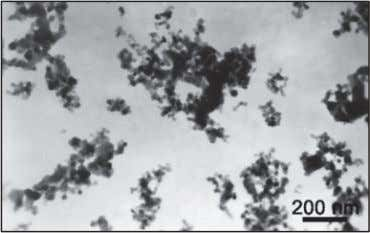 2 nanotubes also can be produced by hydrothermal method. FIGURE 3. TEM images of TiO 2