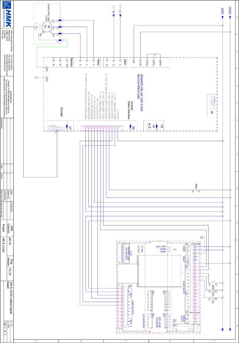 Wiring 2.1 Application Wiring Diagram 2.1 Application Wiring Diagram 2 Figure 1 - Application Wiring Diagram